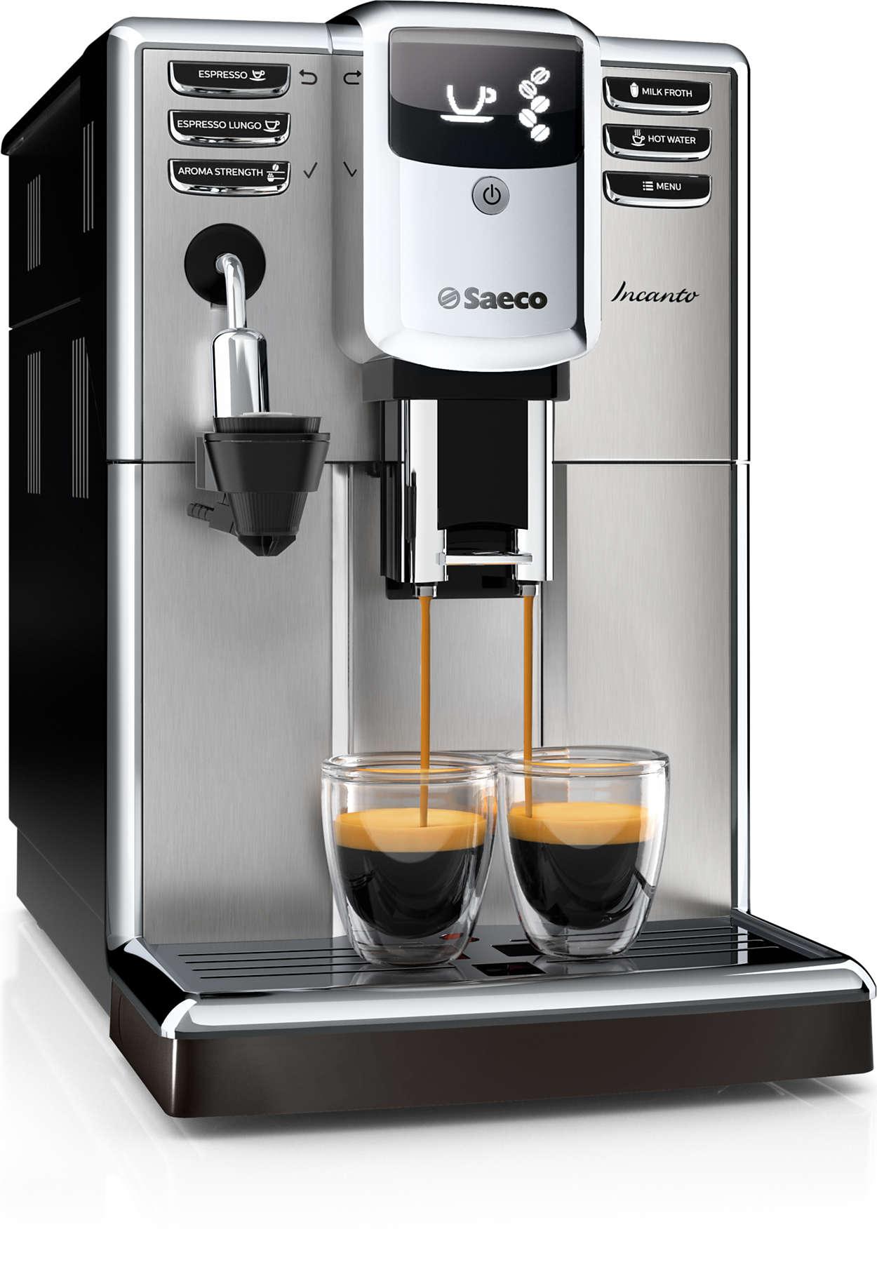 saeco incanto hd8914 ontkalken espresso ontkalken. Black Bedroom Furniture Sets. Home Design Ideas
